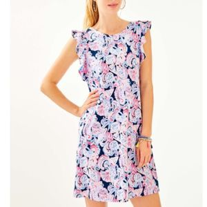 LILLY PULITZER Dani Dress Large